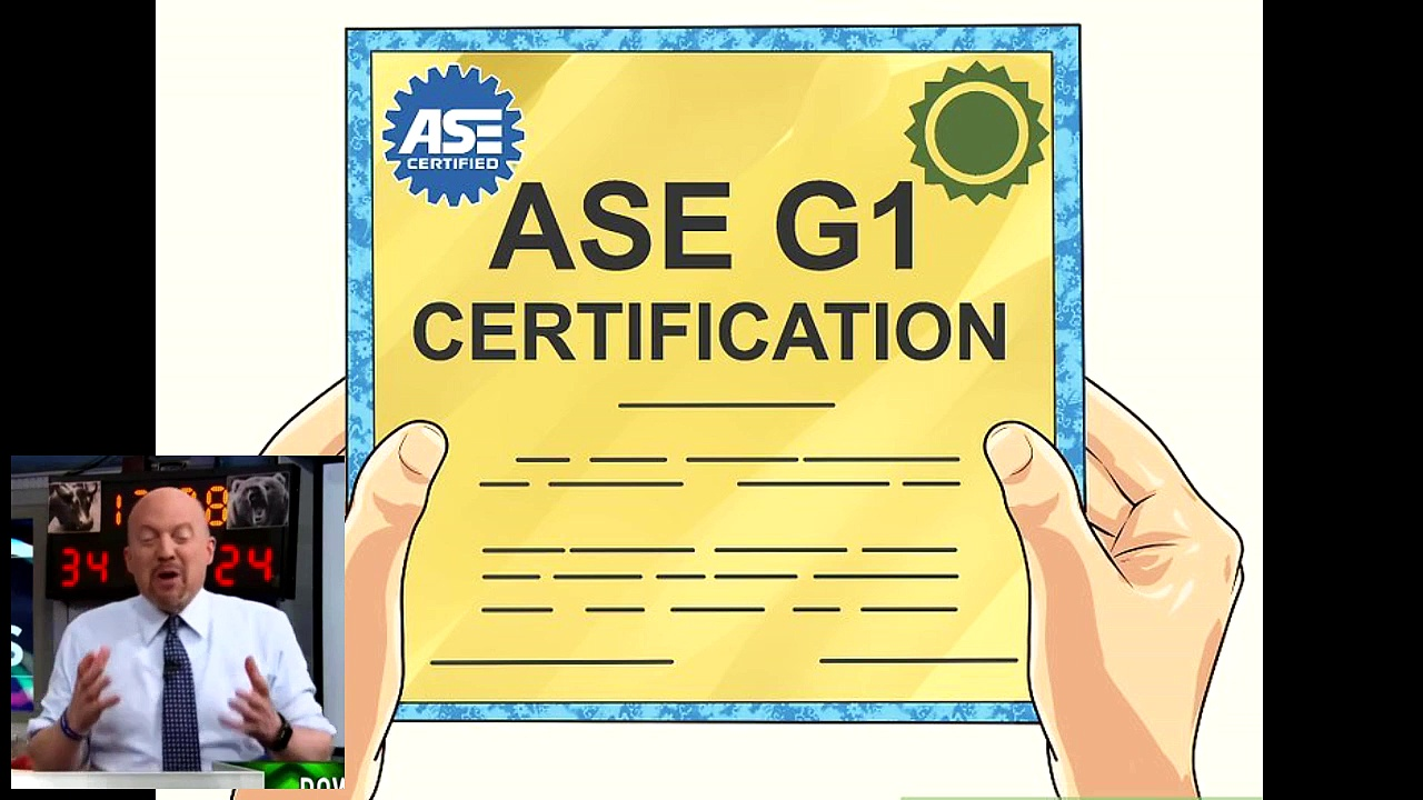 Become ASE Certified