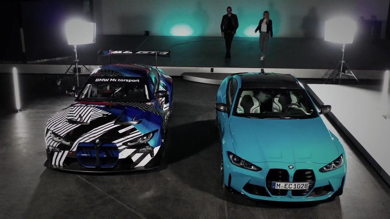 Designtalk M4 Coupé meets BMW M4 GT