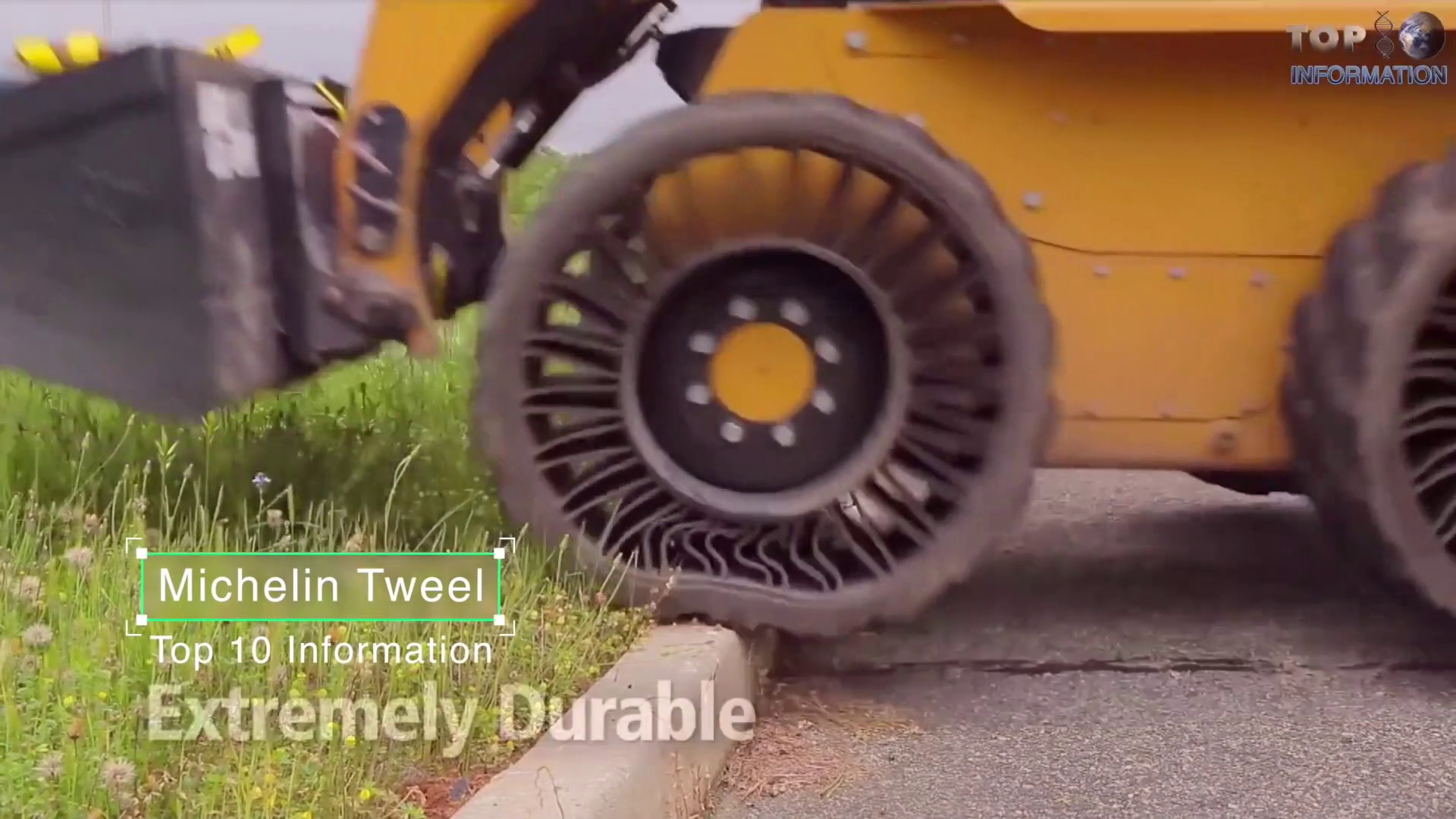 10 Strange Tire Wheels
