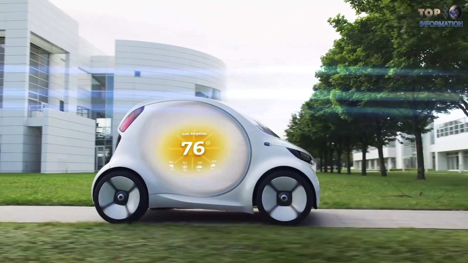 10 Amazing Concept Vehicles!