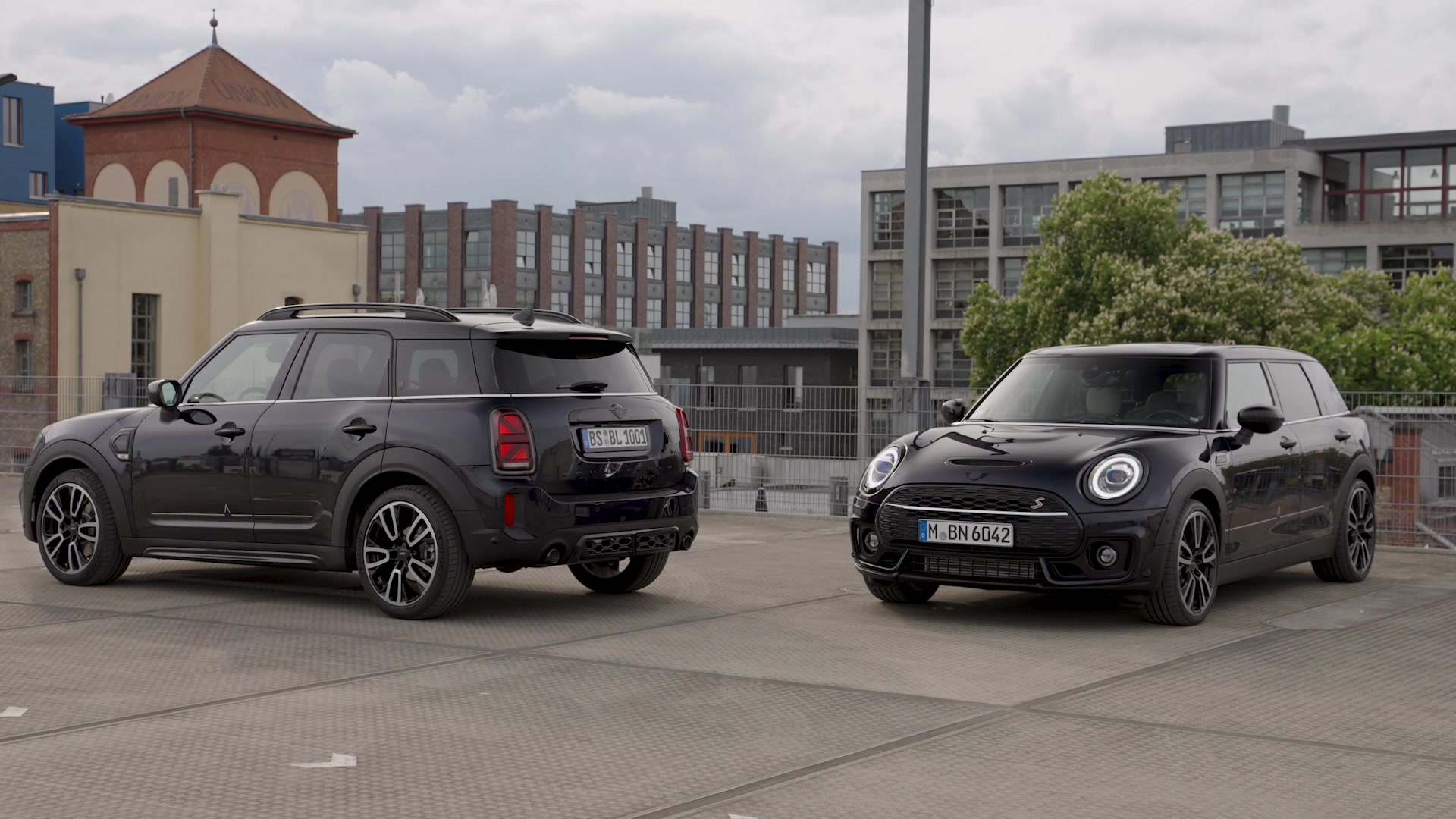 If you want a little more - the Estate Edition for the MINI Clubman and the MINI Countryman