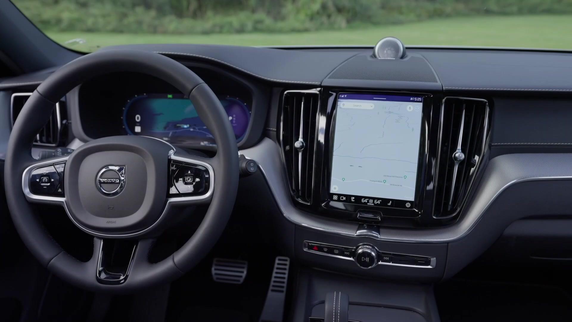 2022 Volvo XC60 - Konnektivität und Infotainment