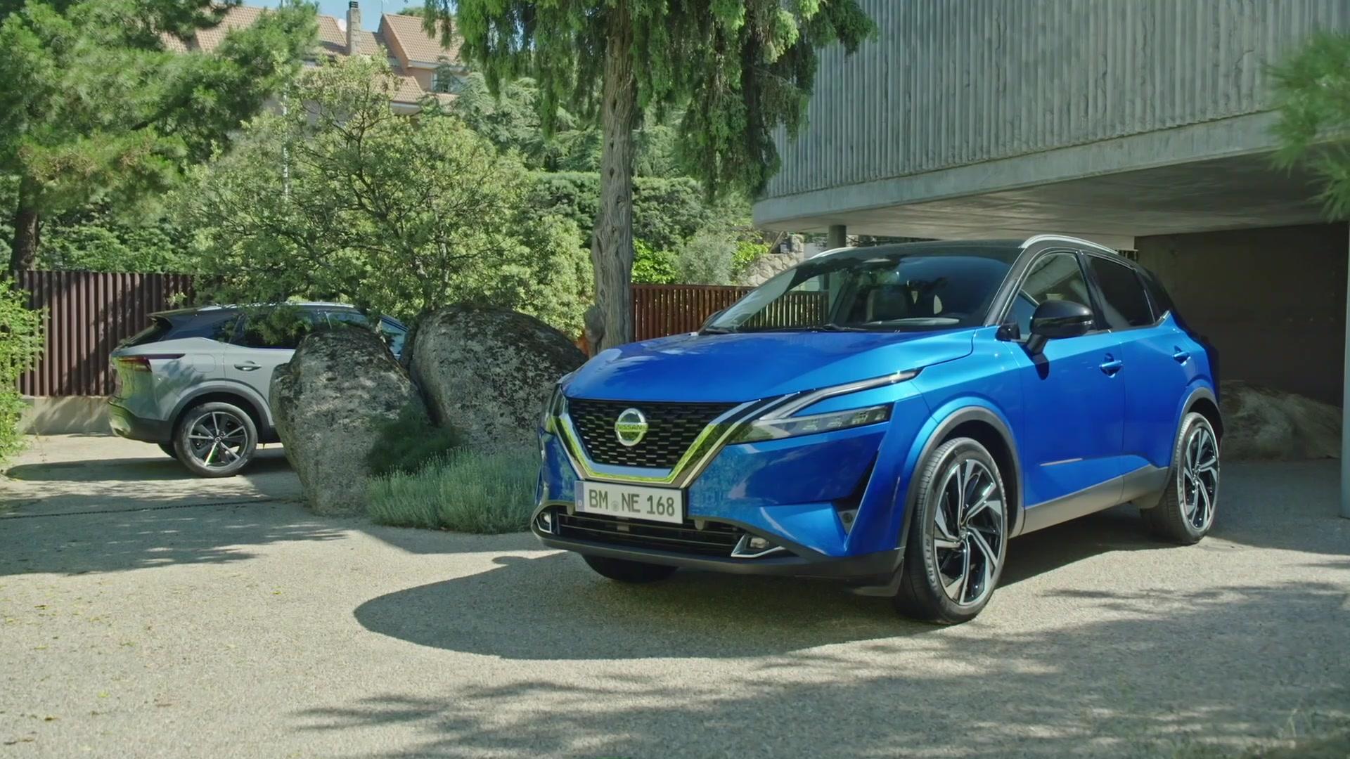 All-New Nissan Qashqai Dynamic Design Preview