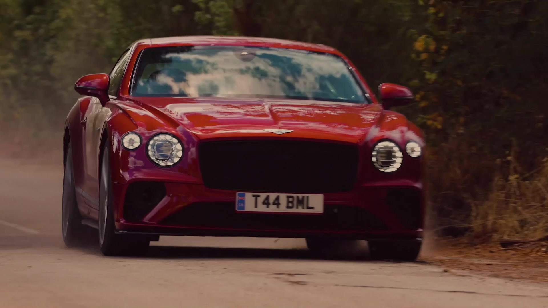 Bentley GT Speed Candy RED Preview