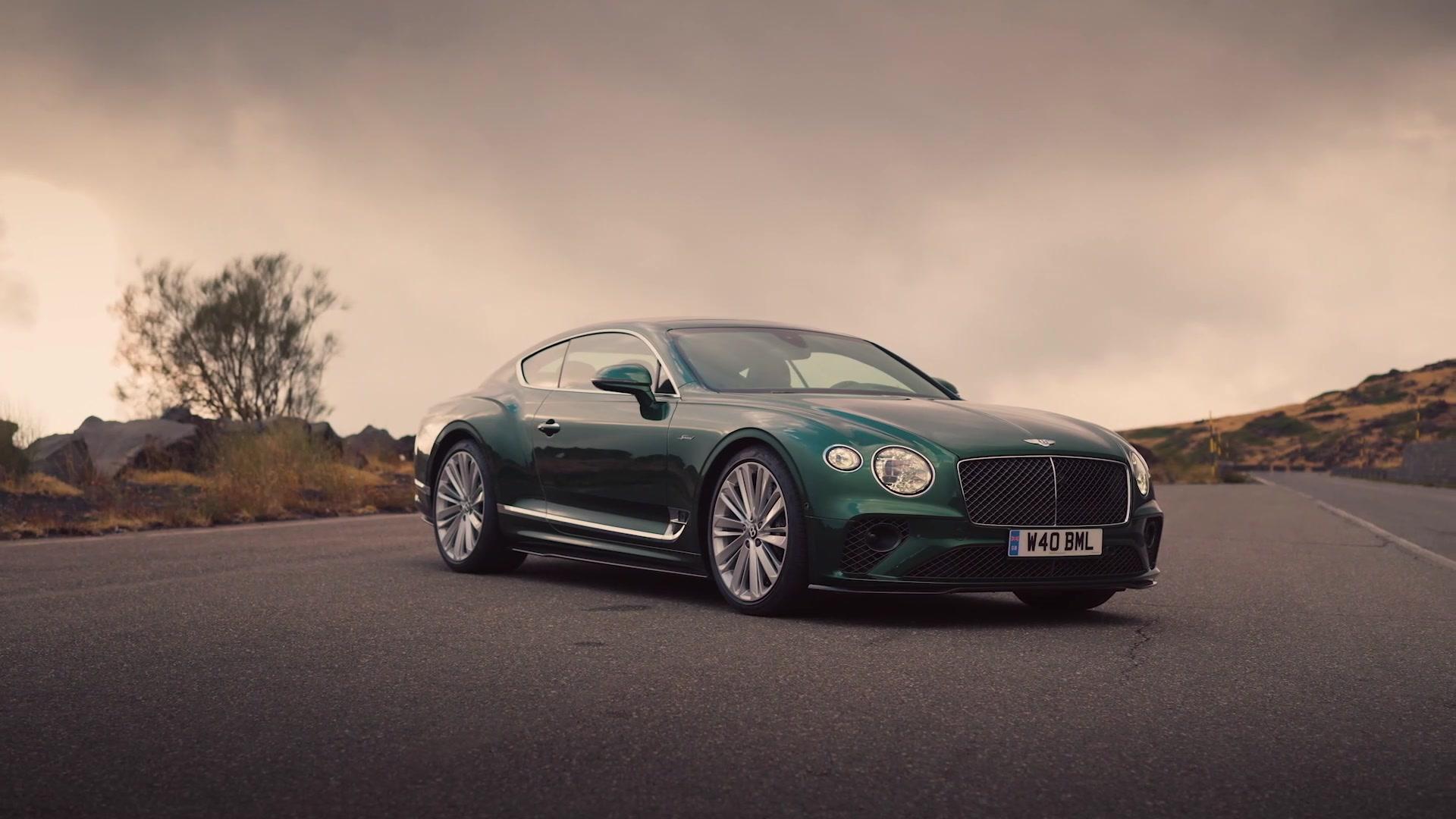 Bentley GT Speed Verdant Design preview