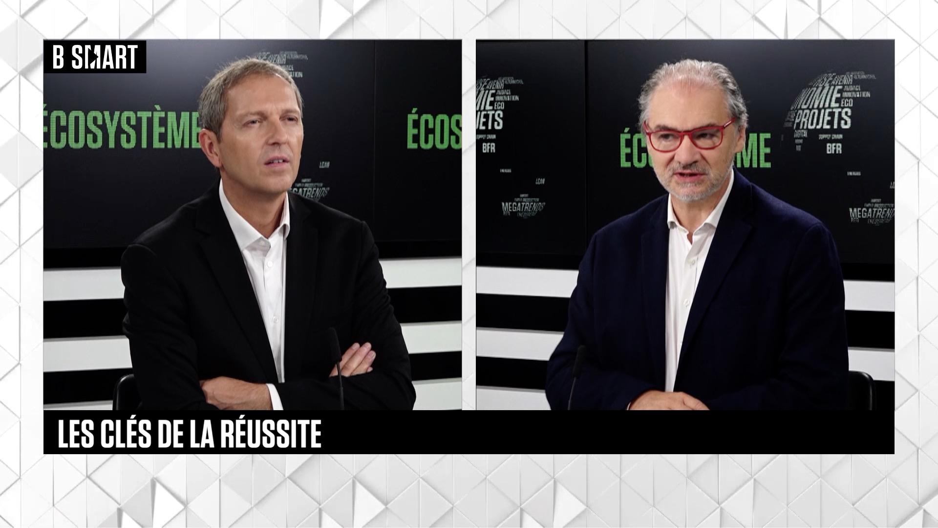 ÉCOSYSTÈME - L'interview de Daniel Vassallucci (Optimum Automotive) et Geneviève Valette (Code Rousseau) par Thomas Hugues